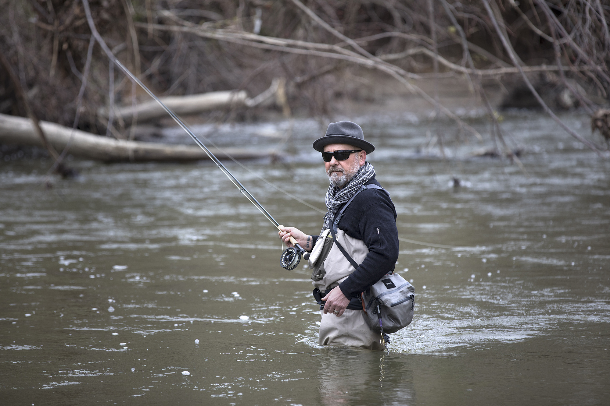 Fly Fishing the Chagrin River in Ohio | American Rivers Tour