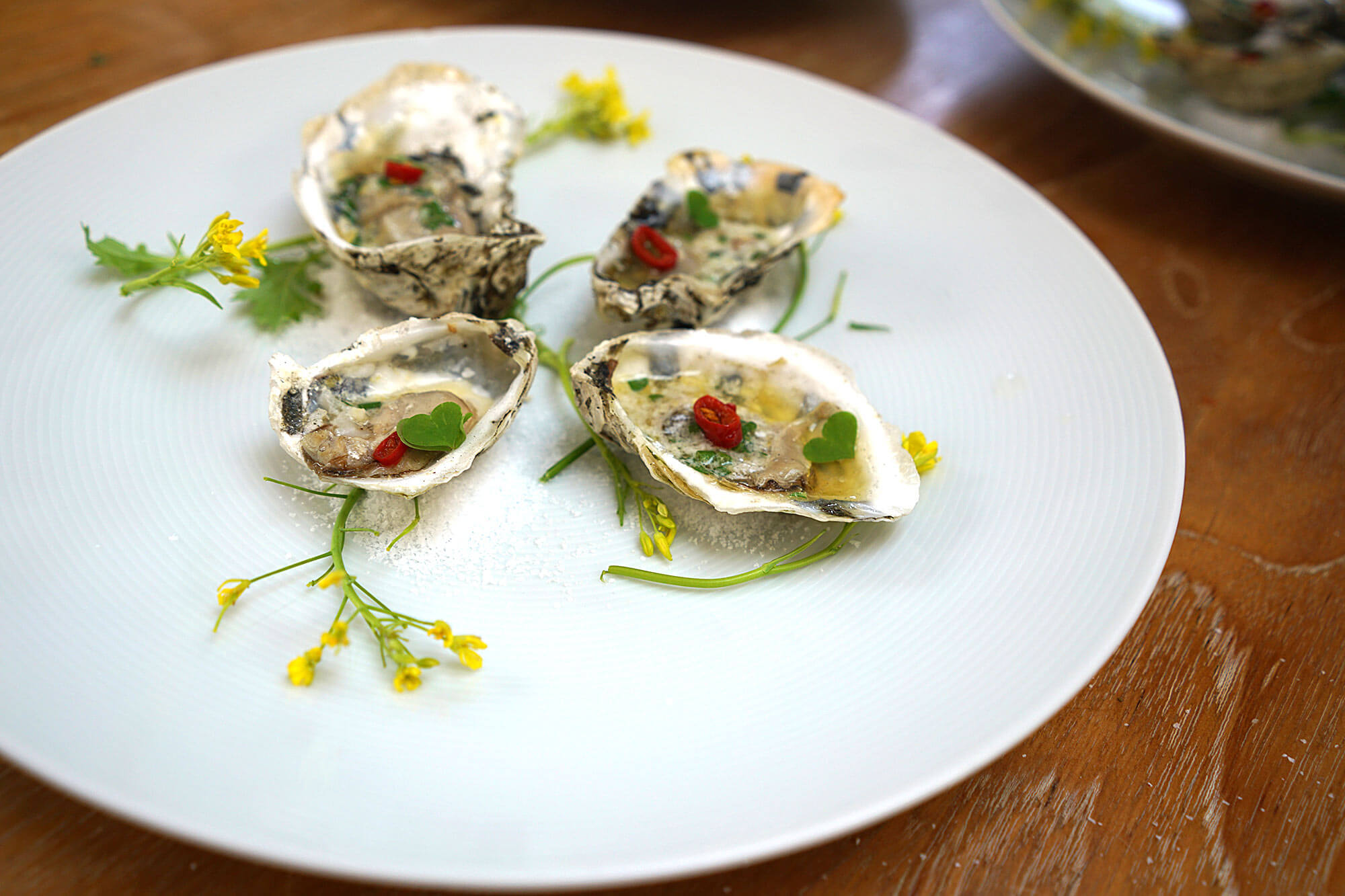 Anita's Oysters
