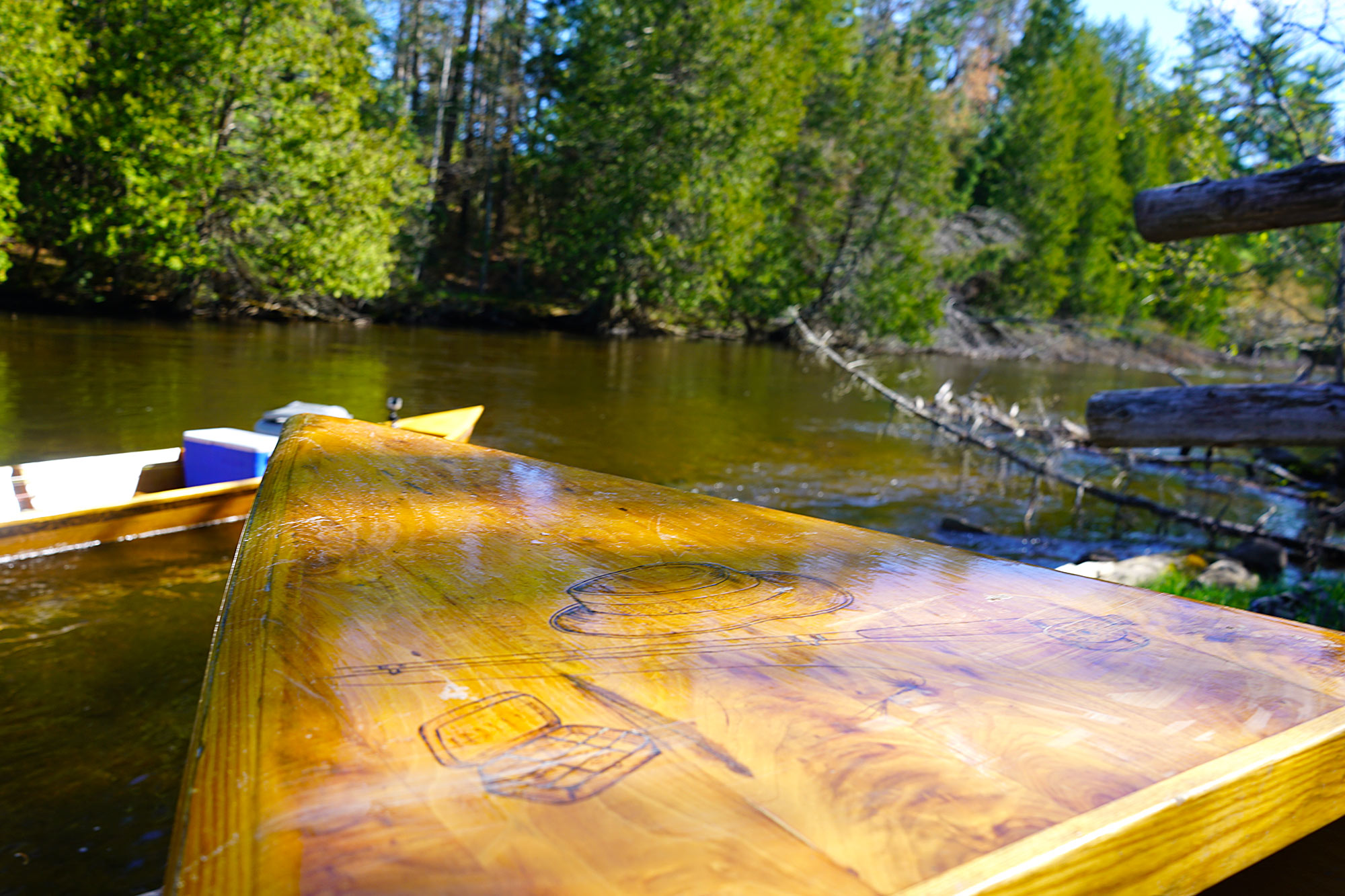 Au Sable drift boats