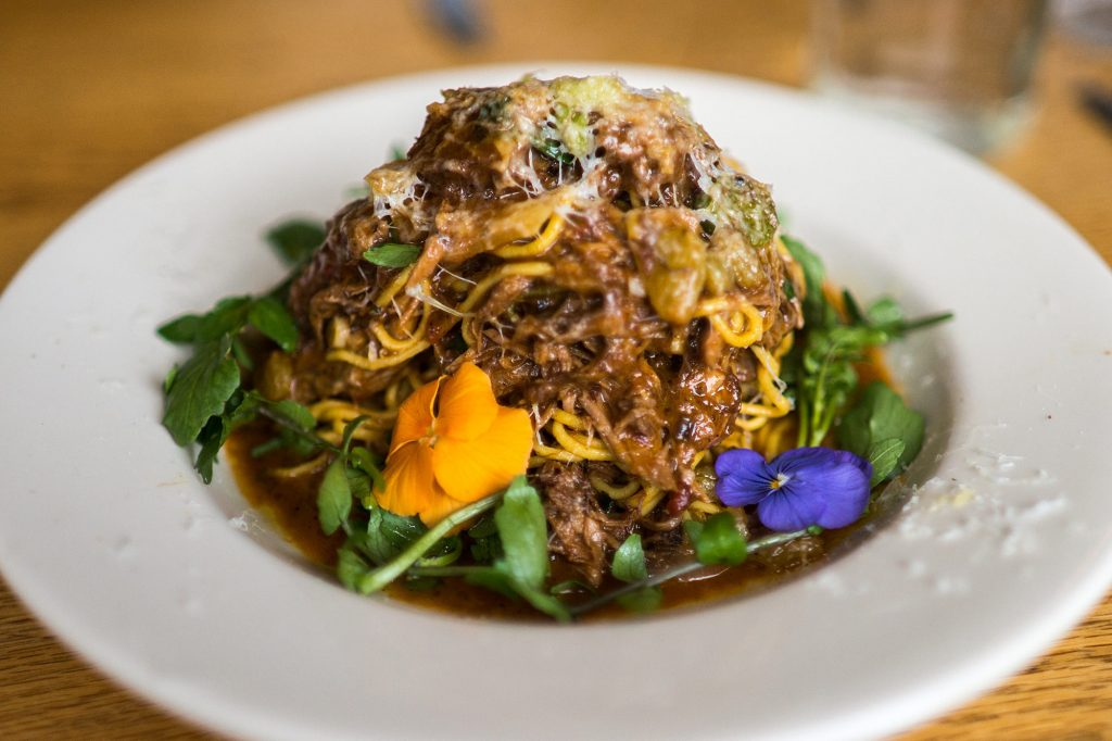 Driftless Cafe, another succulent dish