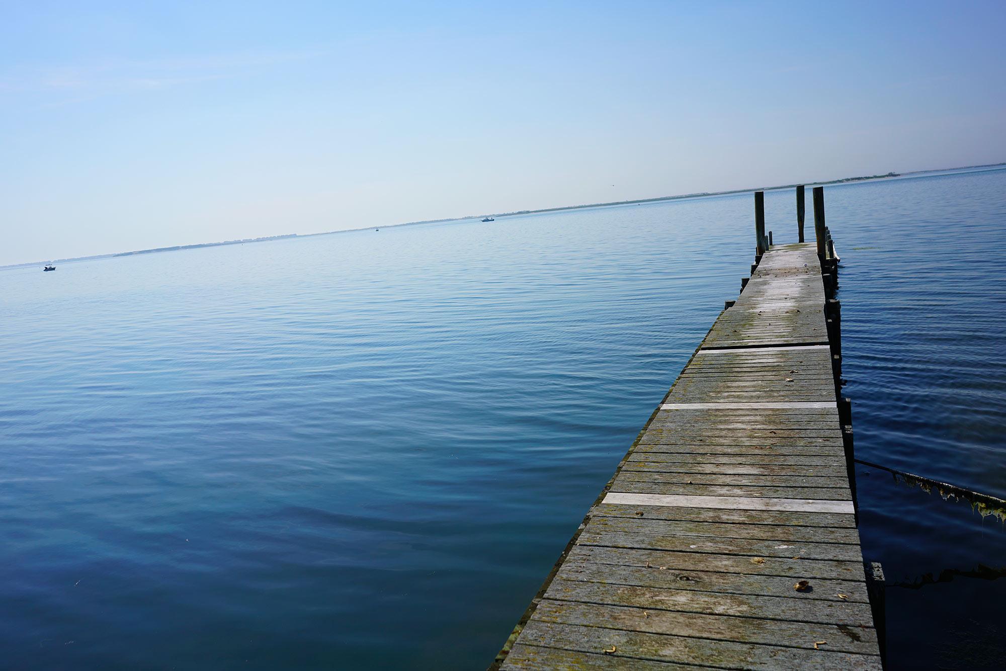 Moriches Bay, New York