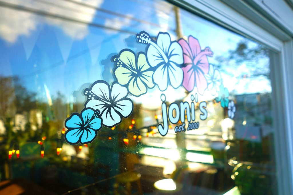 Joni's in Montauk, 8-30am, 10-17-2017