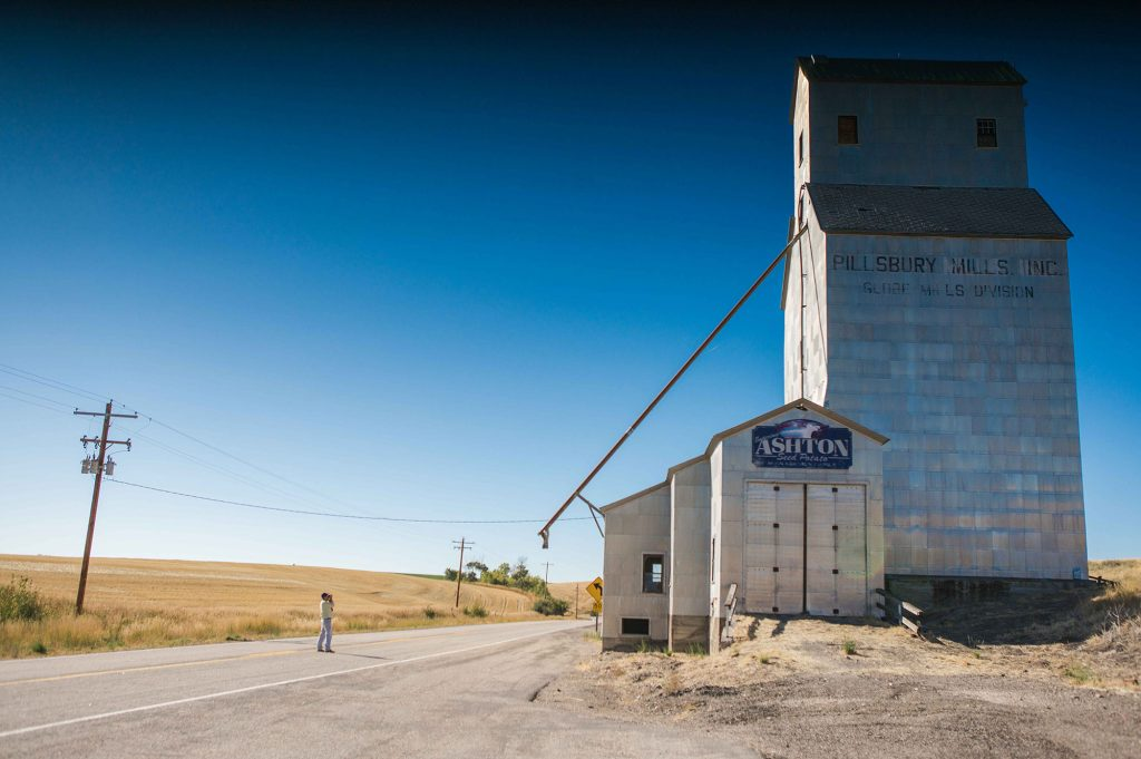 Pillsbury Grain Silo