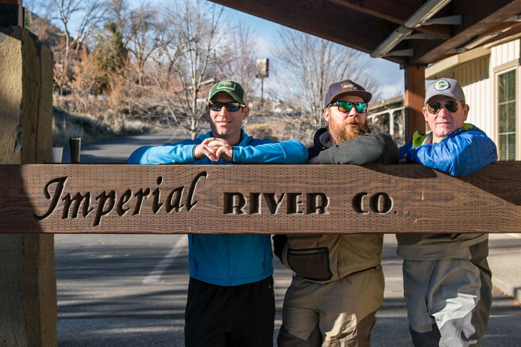 Imperial River Co - Trask, Jesse and Colin