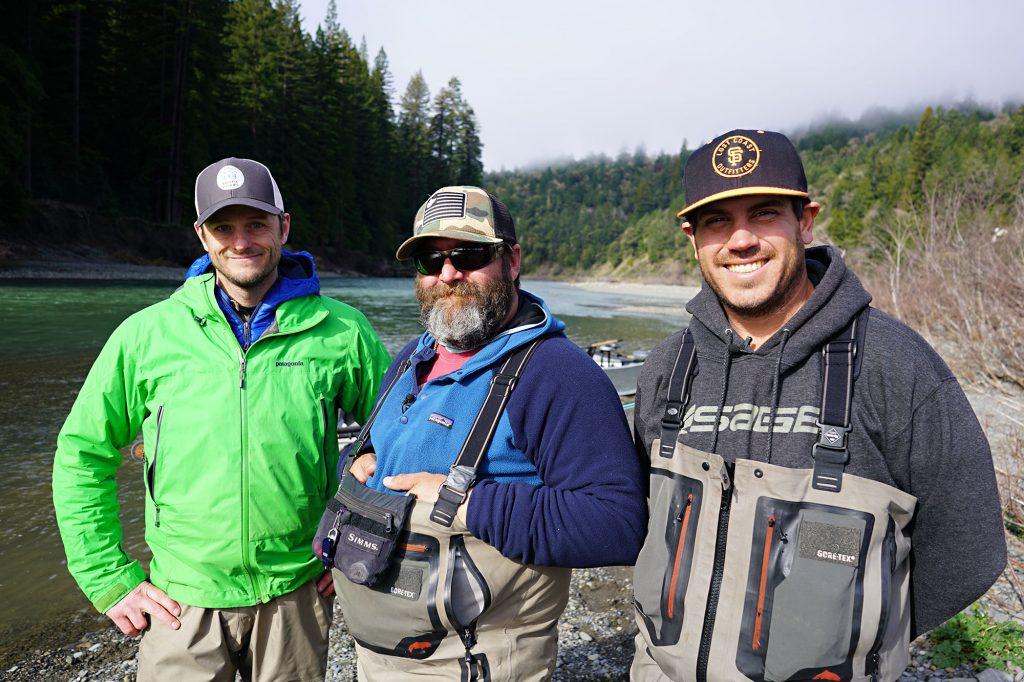 Shane, Josh and Jason