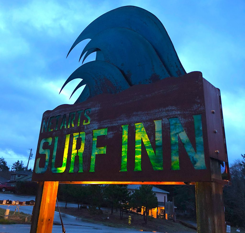 The Surf Inn, Netarts