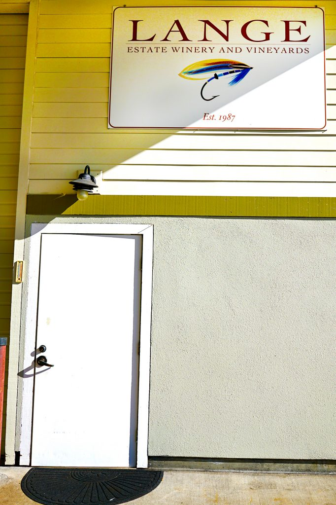 Lange Fly, Dundee Hills, Oregon