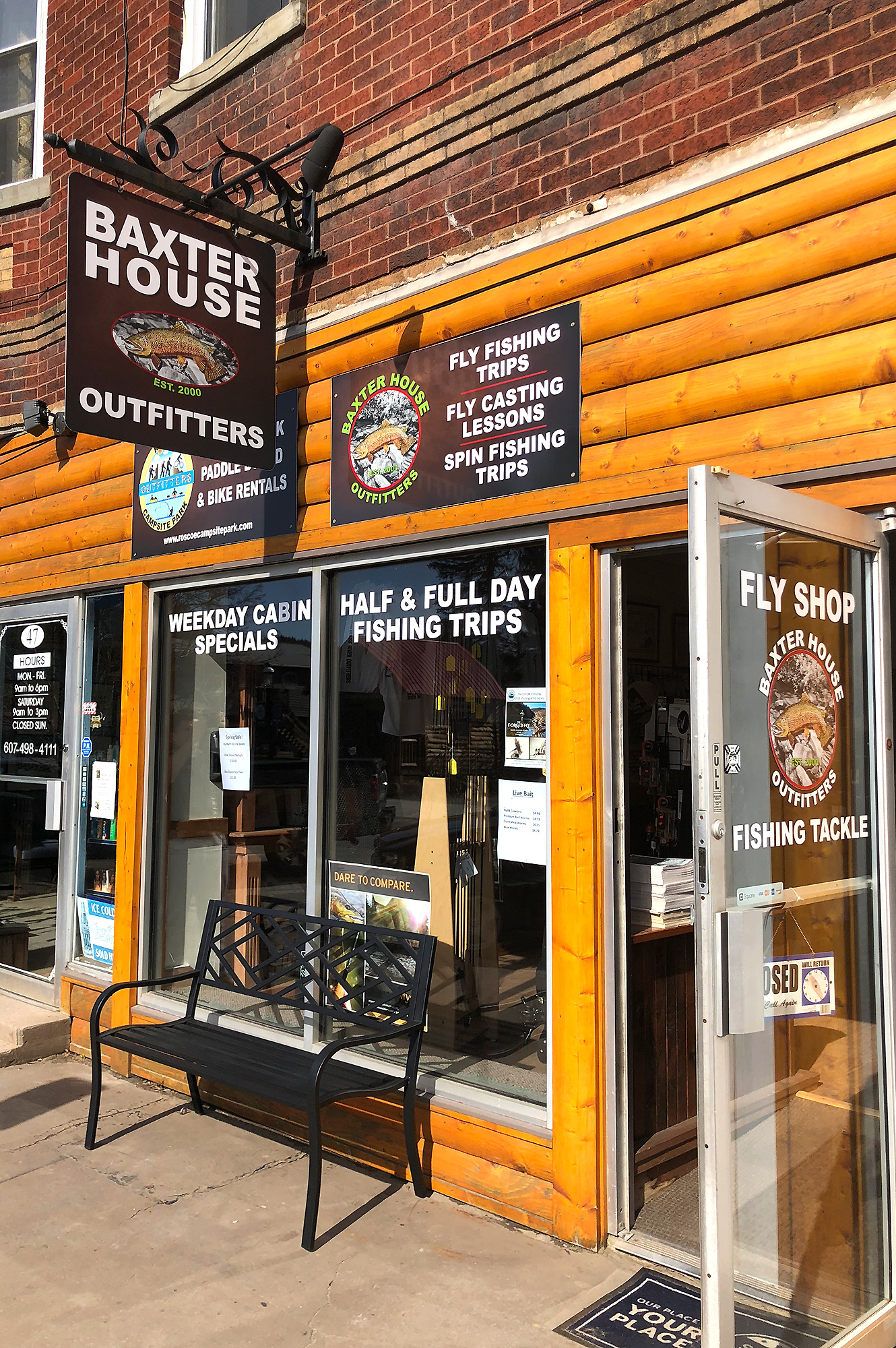 Baxter House Outfitters