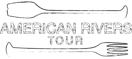 American Rivers Tours | Hosted by Colin Ambrose & sponsored by Estia's Little Kitchen