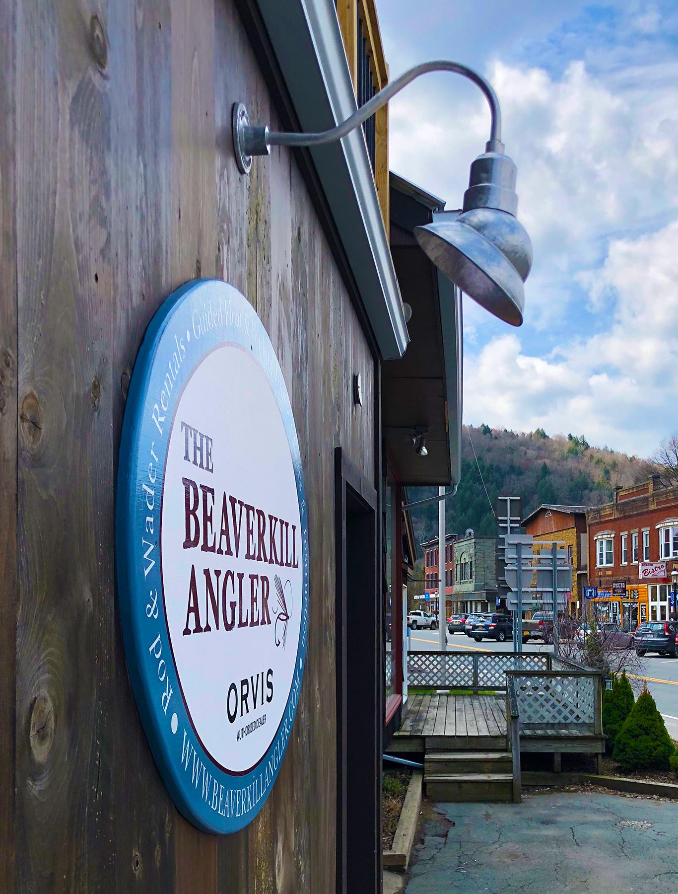 Beaverkill Angler Orvis Shop