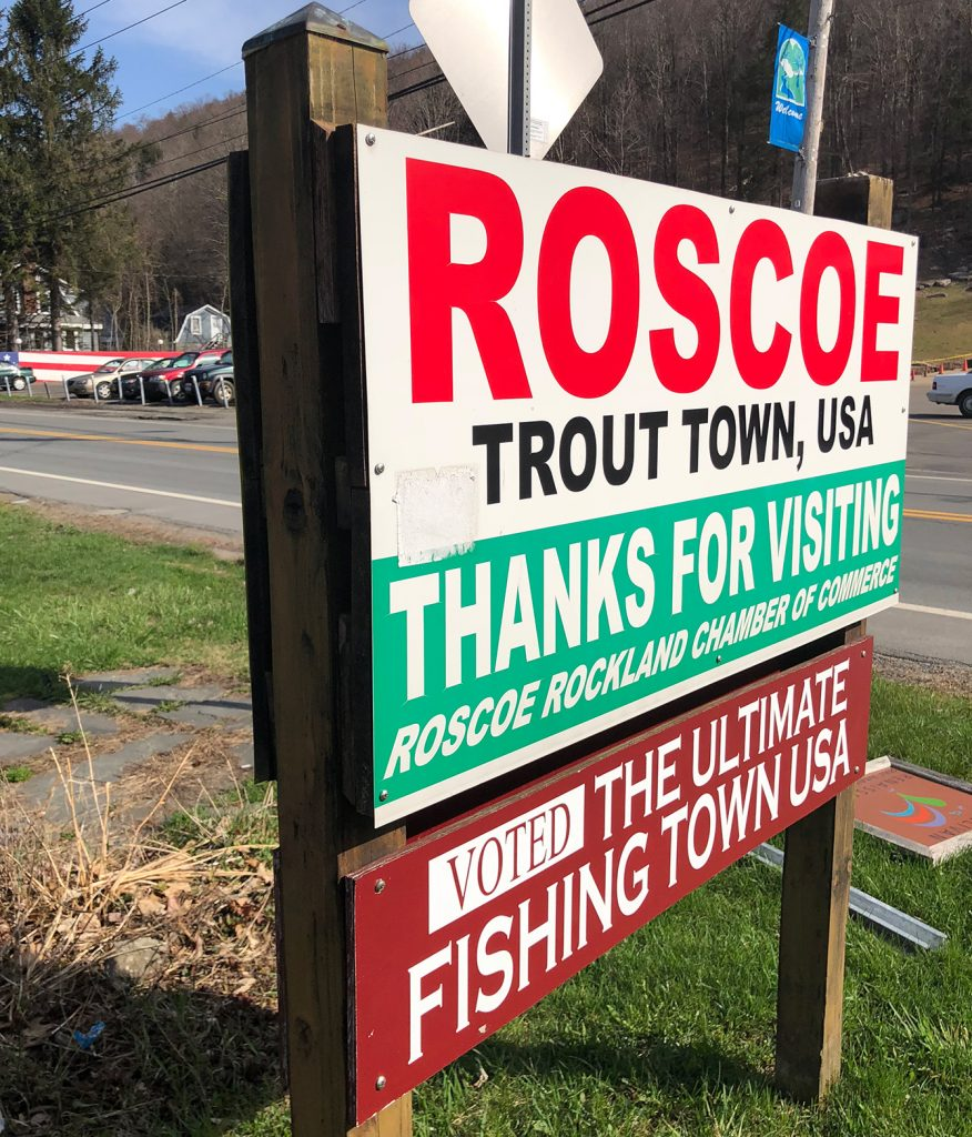 Roscoe, New York - Trout Town, USA
