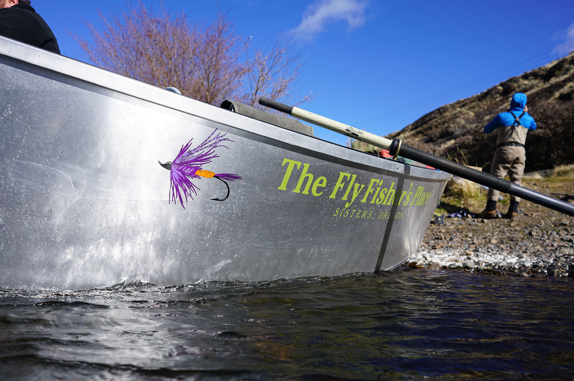 The Fly Fisher's Place