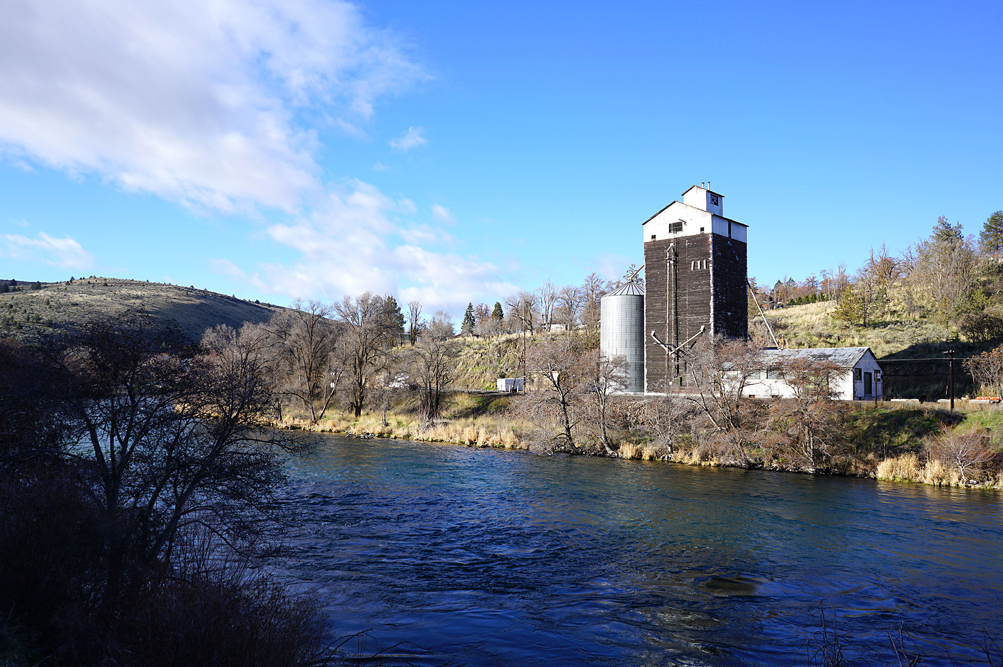 Grain Mill on the Deschutes