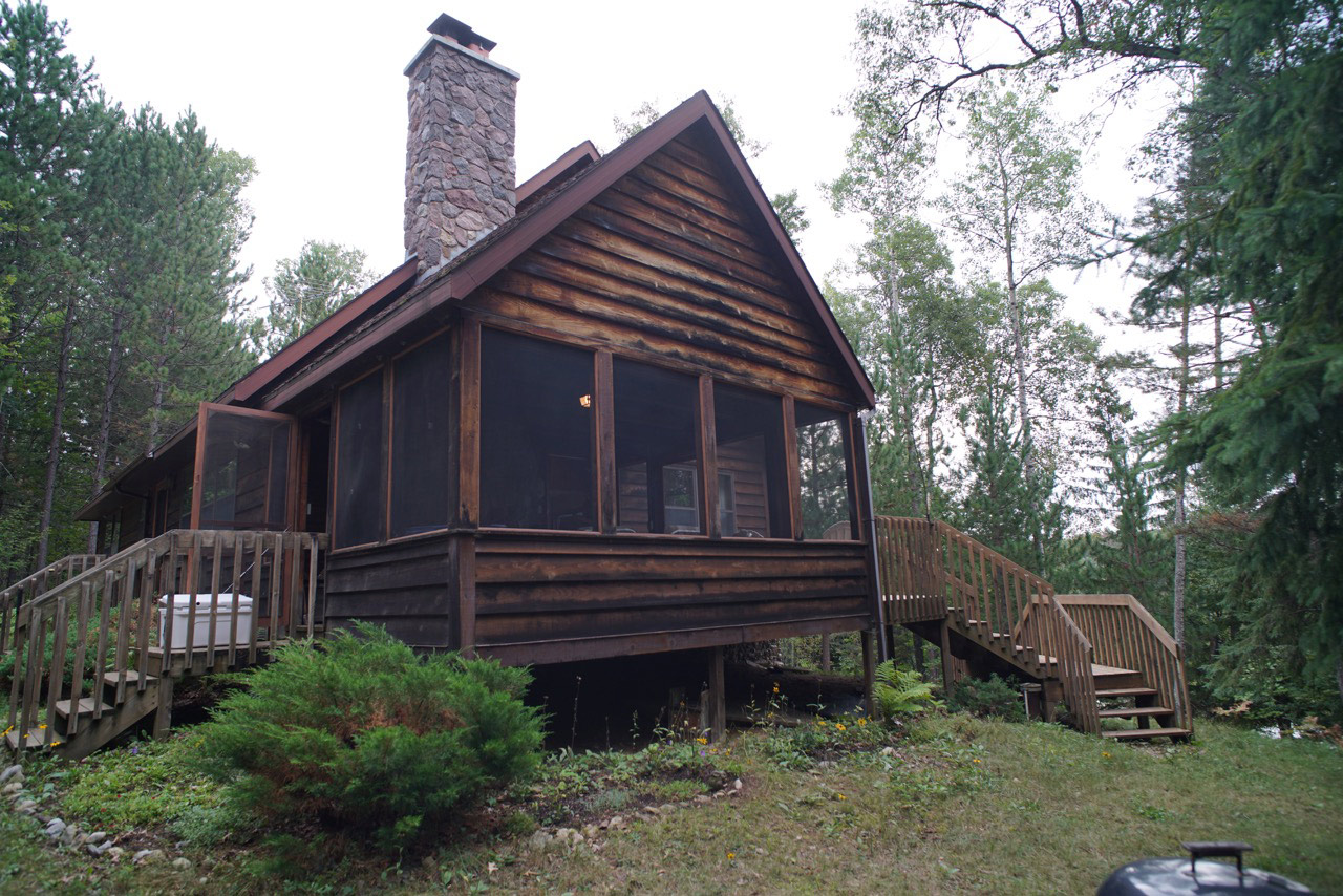 Northwoods - Ambrose lakehouse, Dunbar ,Wisconsin