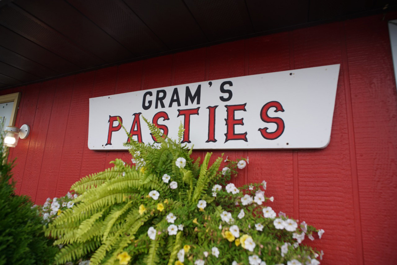 Gram's Pasties