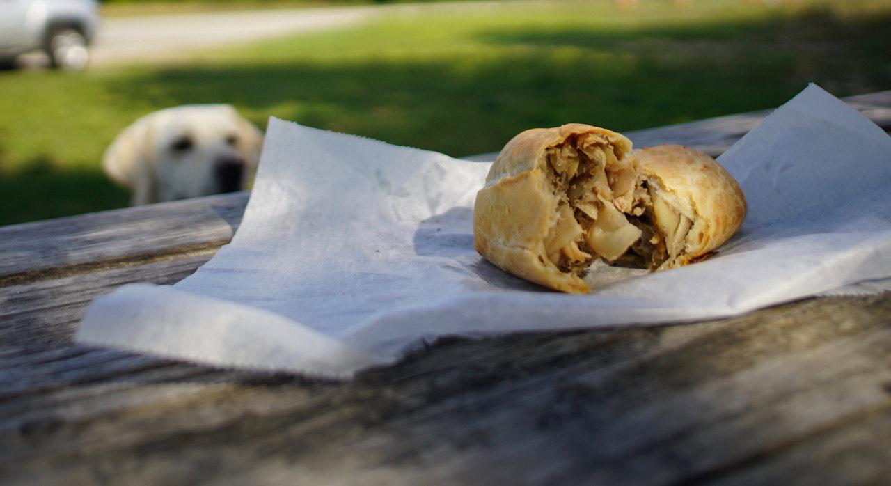 Lehto's beef pasty