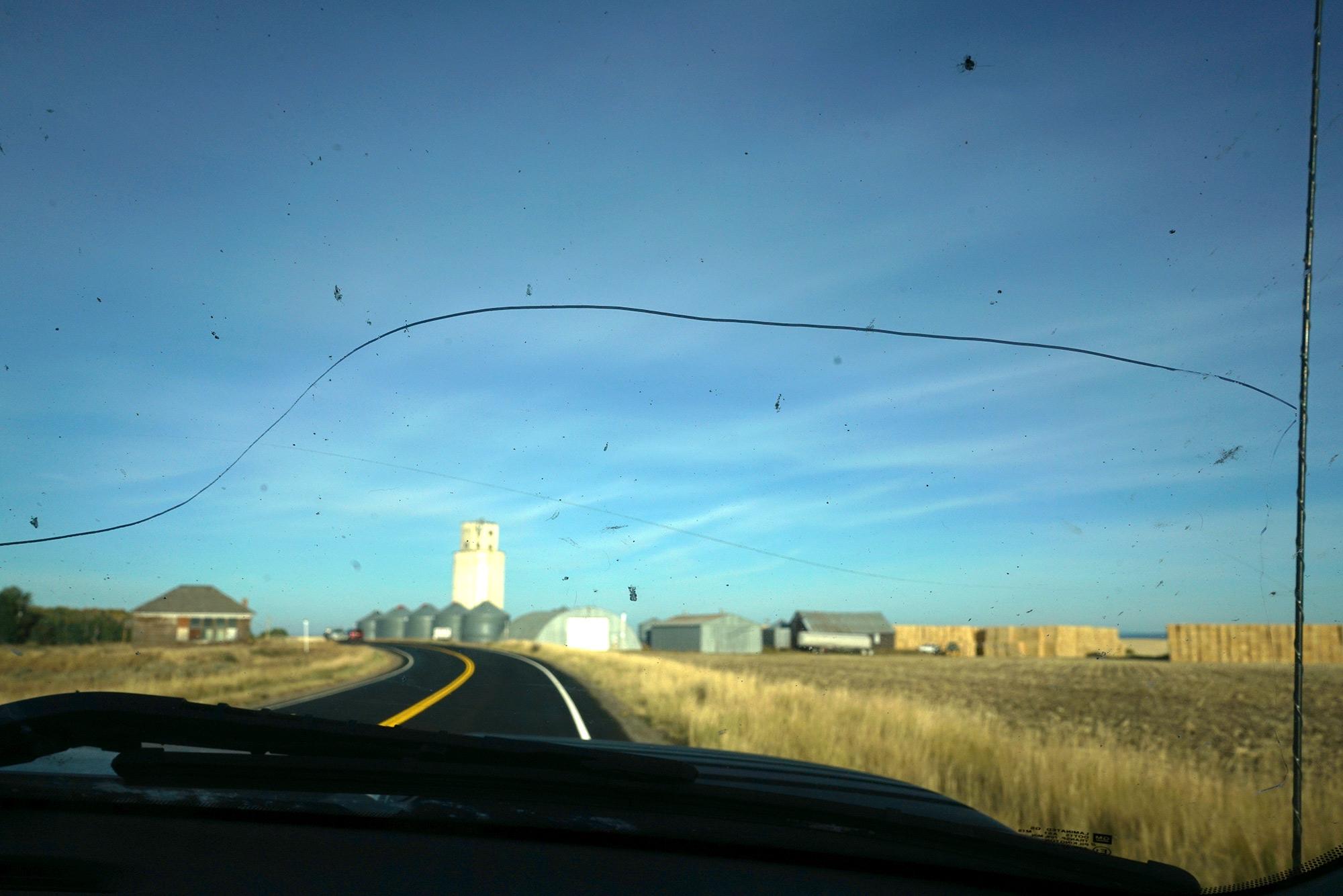 Idaho grain storage