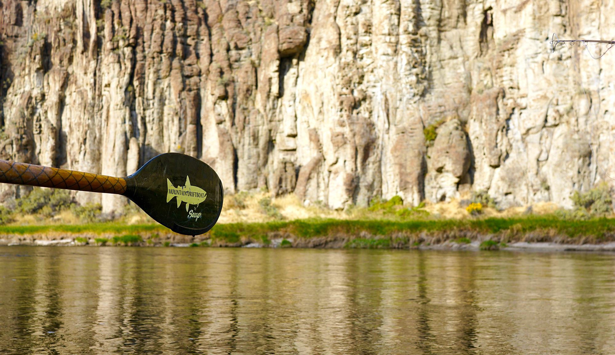 Mountain Driftboat by Sawyer