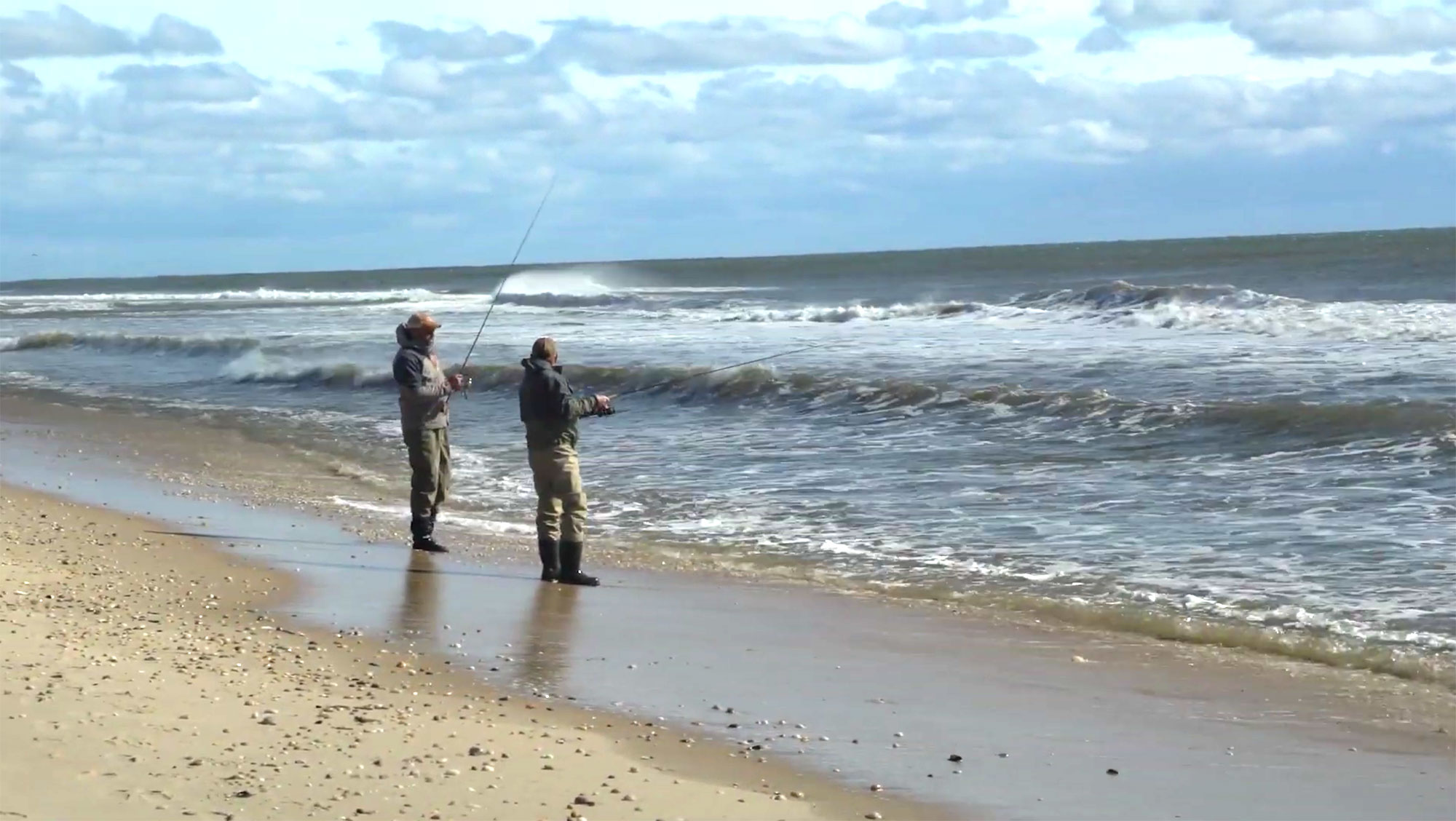 Sagg Main Striper fishing with Steve Bechard from Rise Fishining Co.